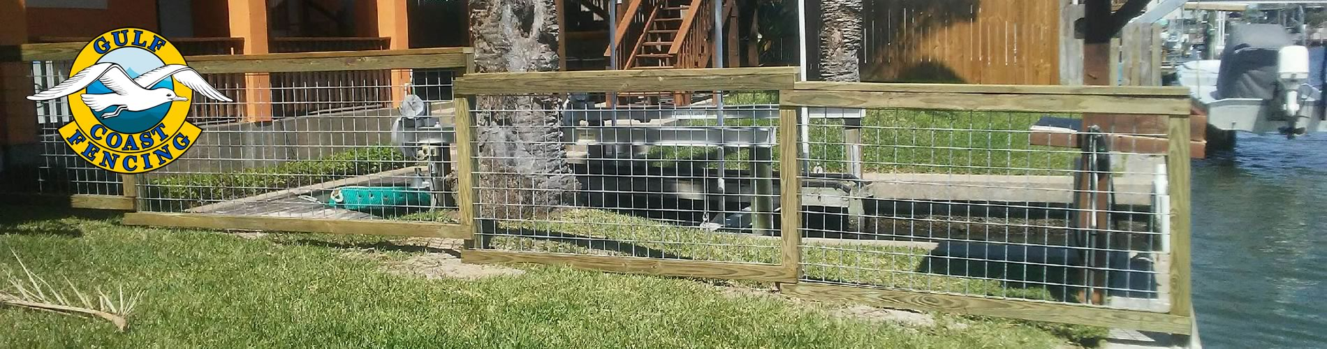 Wire & Panel Fence