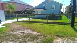 Ranch Style Fencing