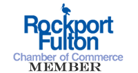 Gulf Coast Fencing is a member of the Rockport Fulton Texas Chamber of Commerce